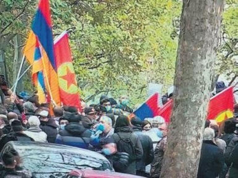 Son dakika... İşte Ermenistan cephesindeki PKK'lı teröristler