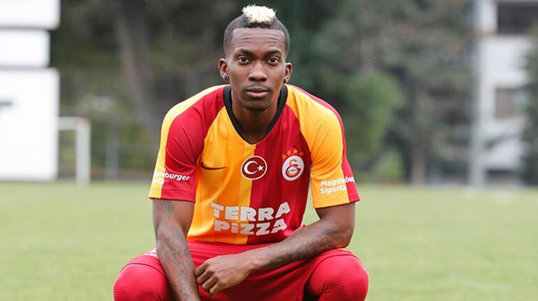 Galatasarayın istediği Onyekuru için resmi açıklama