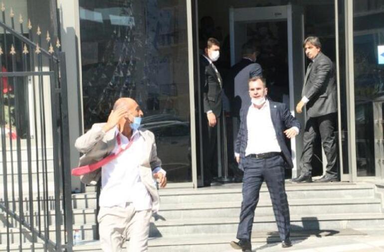Son dakika İYİ Parti Genel Merkezinde gerginlik