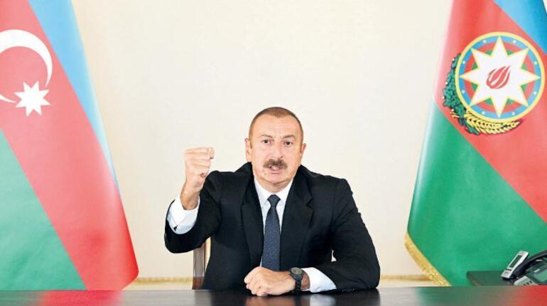 Azerbaycan'dan büyük darbe