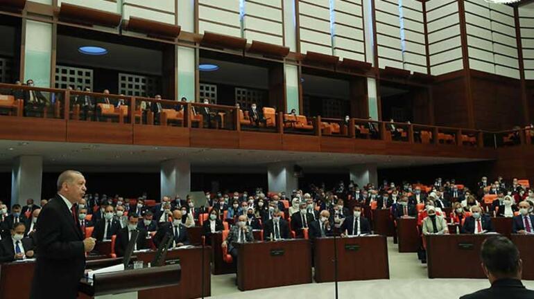 Cumhurbaşkanı Erdoğandan idam ve AYMde yapılanma açıklaması
