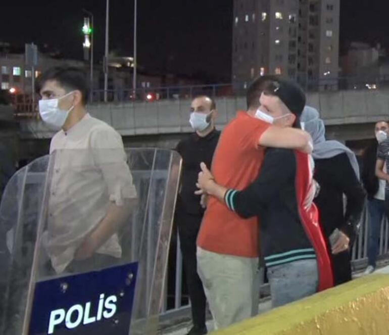 İstanbulda yasak dinlemediler