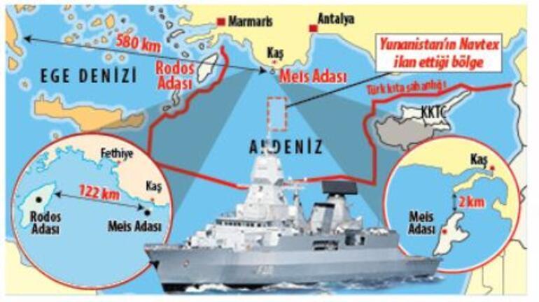 Son dakika... Dünya Karabağa odaklanmışken Yunanistandan kışkırtıcı adım