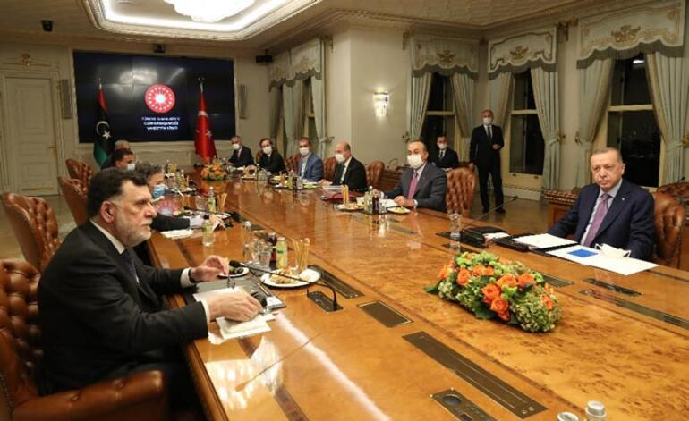 İstanbulda gerçekleşen kritik Libya görüşmesi sonrası açıklama