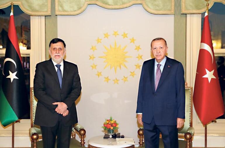 'Libya'ya desteğimiz sürecek'