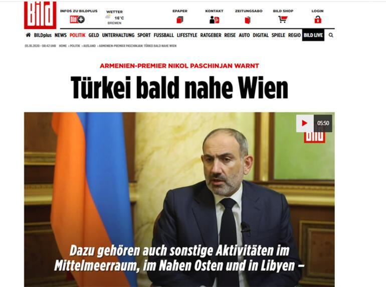 Son dakika ... Resmi itiraf Ermenistan'dan geldi.  Yeniden seferberlik, savaş ...