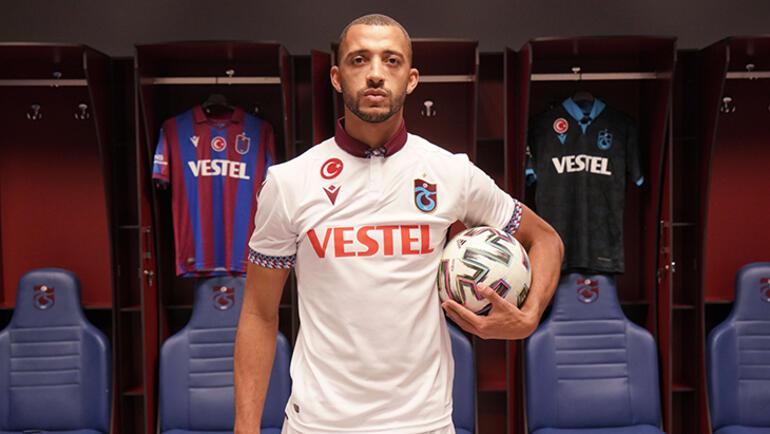 Trabzonsporda Vitor Hugo, sağlık kontrolünden geçirildi