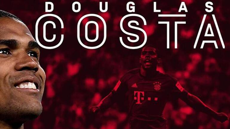 Douglas Costa, Bayern Münihe geri döndü
