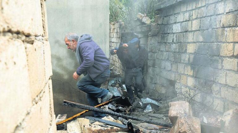 Cephede savaşamadı sivilleri hedef alıyor
