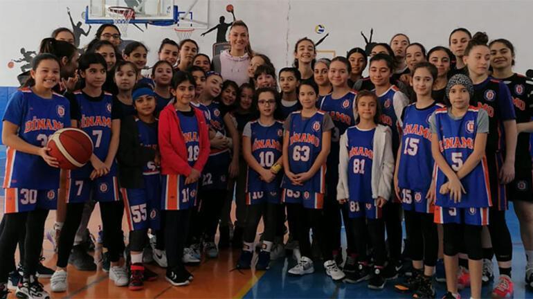 """Bahar Çağlar: """"300 bin lisanslı basketbolcunun sadece 5'te 1'i kadın"""""""