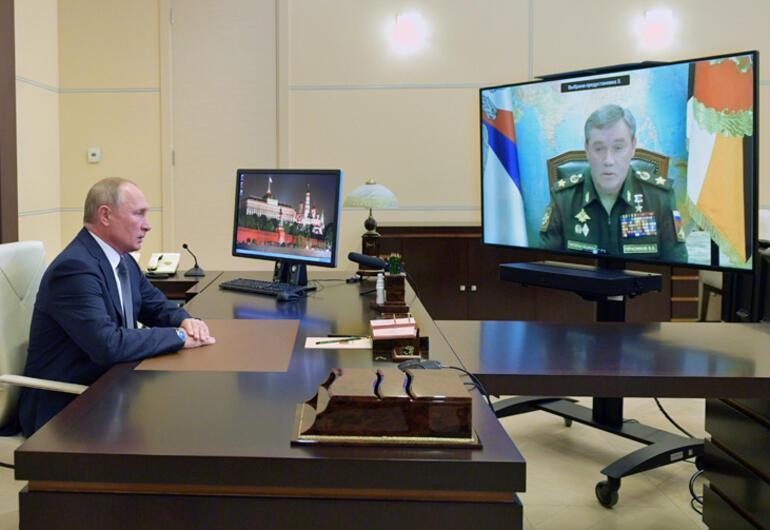 Son dakika... Rusya hipersonik füze test etti