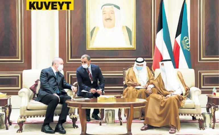 Kuveyt ve Katar'a günübirlik ziyaret