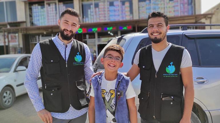 Günde 3 TL kazanarak ailesine destek olan Hüseyine, yardım yağdı