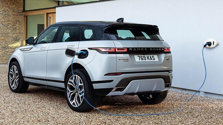 Yeni Range Rover Evoque'dan 3 farklı sürüş seçeneği