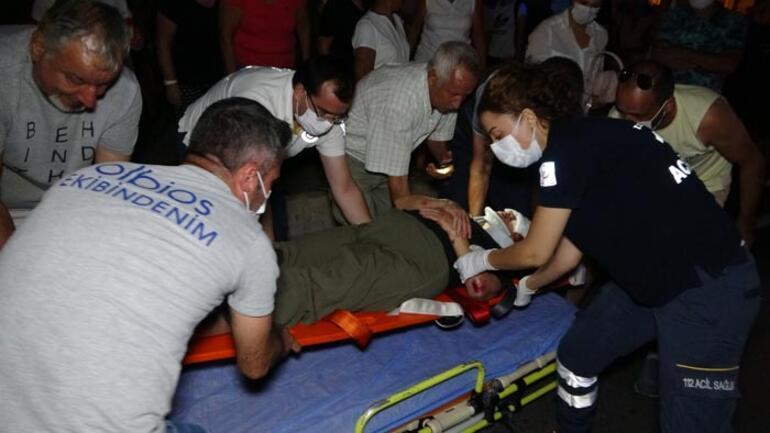Çarpan kaçtı Yaralı kadın için böyle önlem aldılar