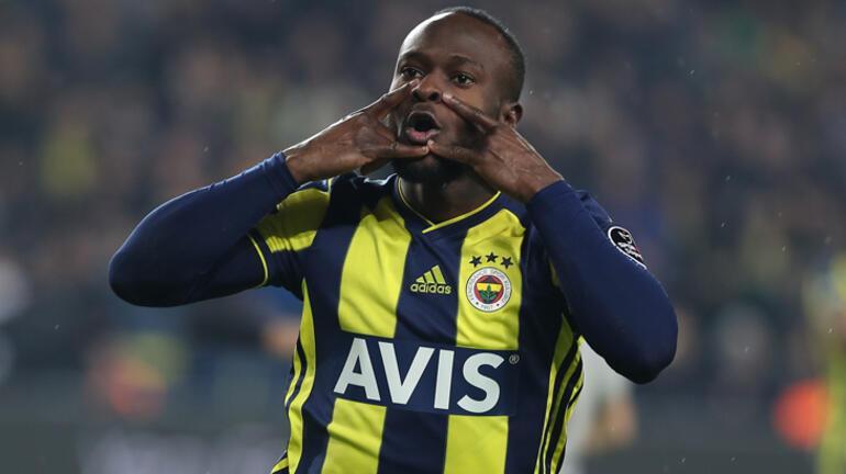 Eski Fenerbahçeli Mosesin yeni durağı Spartak Moskova