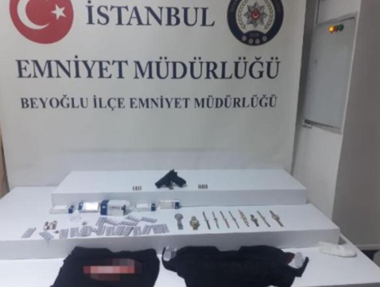 İstanbulda inanılmaz anlar Aile boyu yankesicilik