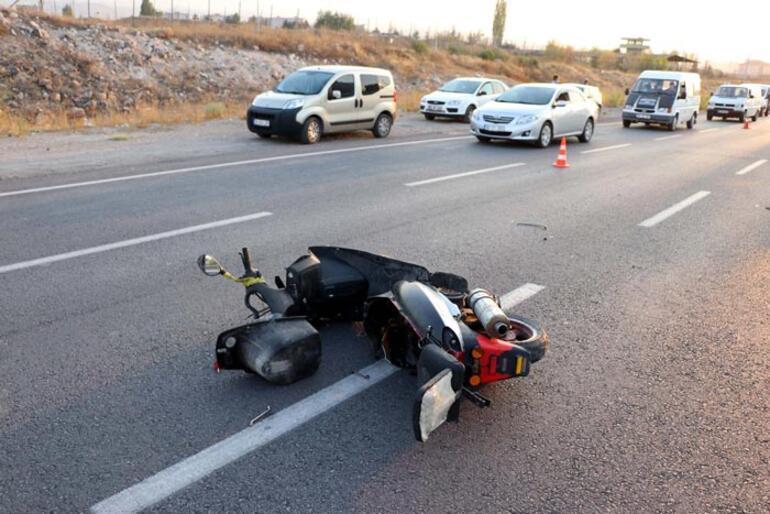 Feci kaza 2 kişi hayatını kaybetti