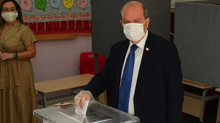 Son dakika... KKTCde cumhurbaşkanlığı seçimi 2. tura kaldı