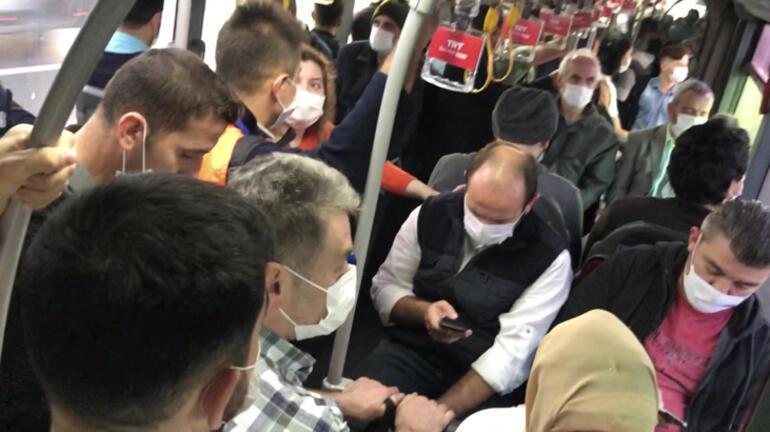 İstanbullular dikkat Yoğun trafik...
