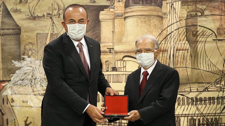 Sami Kohene Dışişleri Bakanlığı Üstün Hizmet Ödülü