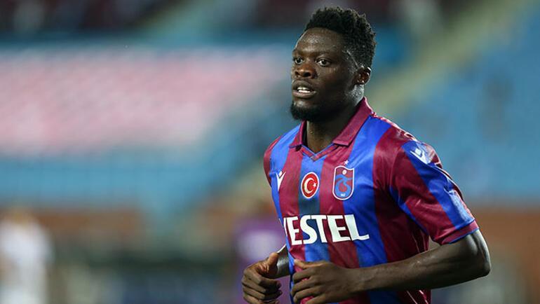 Son dakika   Trabzonsporlu Ekuban attı, Gana coştu