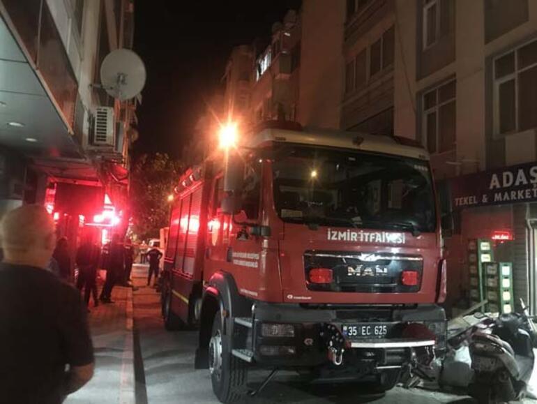 İzmirde hareketli gece 5 saat sonra ikna edildi