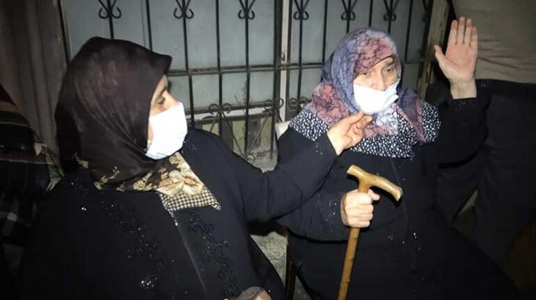 Abdurrahim Albayrakın annesinin yaşadığı binaya tanker çarptı