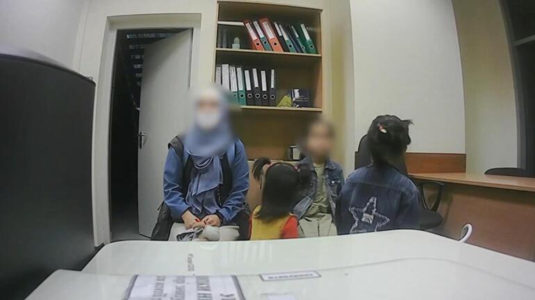 Ukraynadan İstanbula sahte pasaportla gelmeye çalışan kadın yakalandı