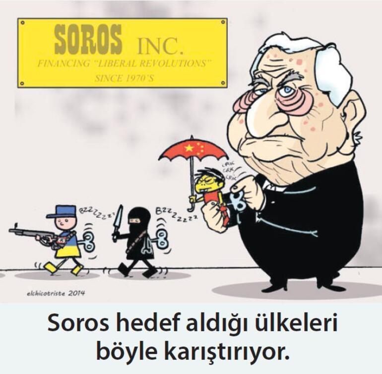 İstenmeyen adam Soros
