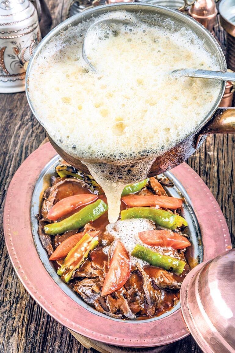 Osmanlı'nın lezzet başkenti Bursa