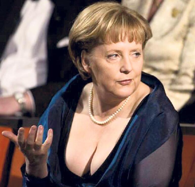 Kadın siyasetçiler dekolte giyer mi