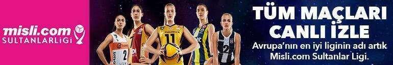Galatasaray HDI Sigorta - Sorgun Belediyespor: 3-1