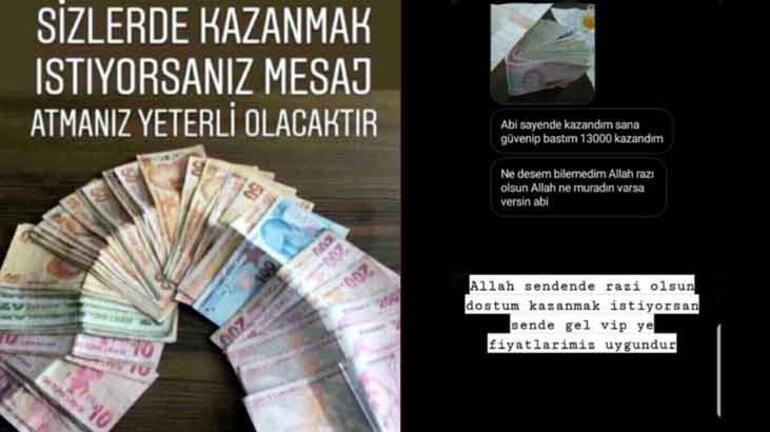 Mersin'de sahte bahis kuponu 1 kişi itirafçı oldu