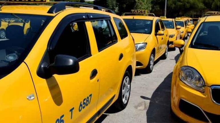 Taksicilerden İBBye tepki Onay vermemiz mümkün değil