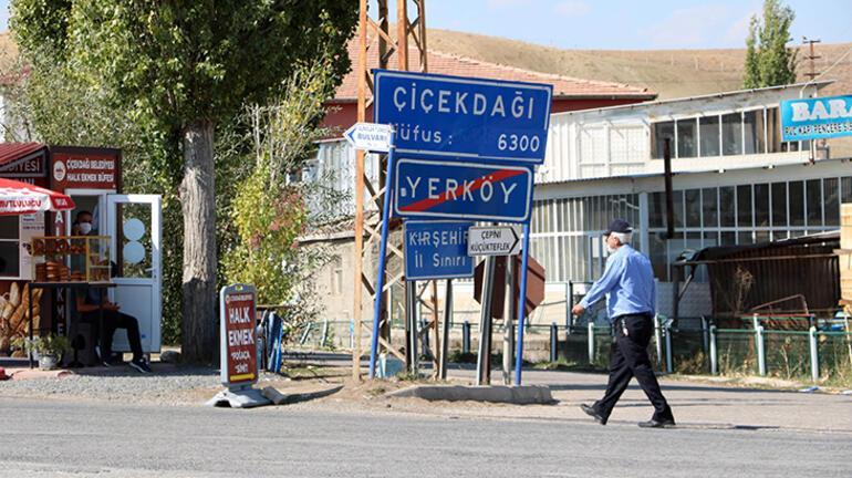 10 adımda bir şehir değiştiriyor Türkiyede böylesi yok...