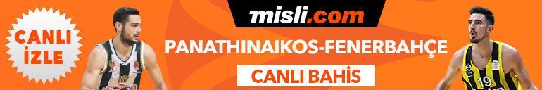 Fenerbahçe Beko - Panathinaikos maçı Tek Maç ve Canlı Bahis seçenekleriyle Misli.comda