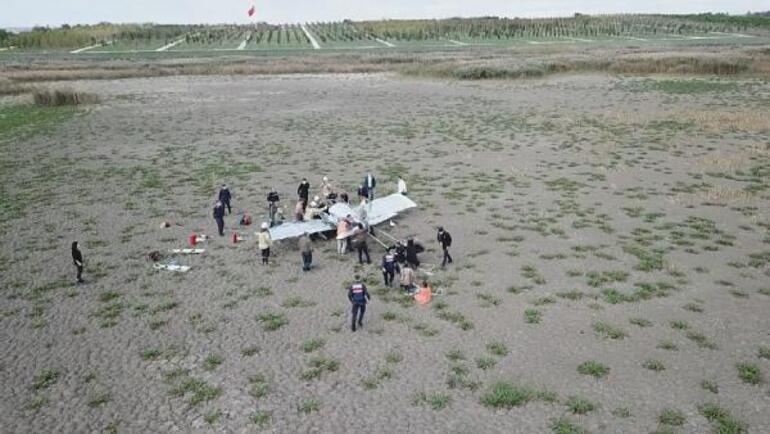 Son dakika... İstanbulda eğitim uçağı düştü Valilikten ilk açıklama