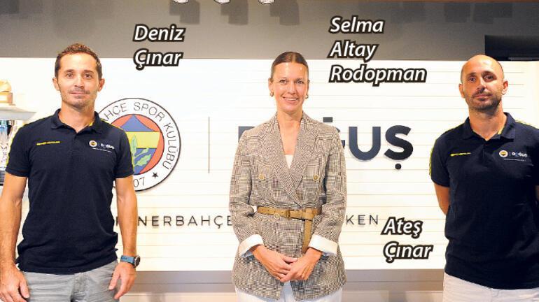 Fenerbahçe Doğuş  Yelken'de hedef  olimpiyat