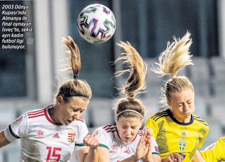 Futbolda kadınların zamanı