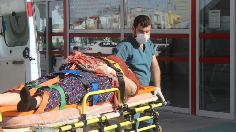Konyada trafik kazası Ölü ve yaralılar var