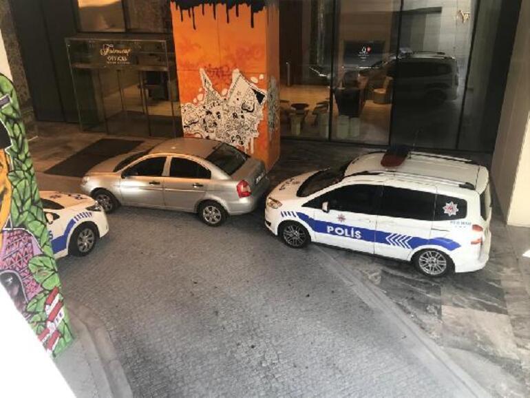 Son dakika: Şişli Mecidiyeköydeki lüks rezidansta silahlı saldırı