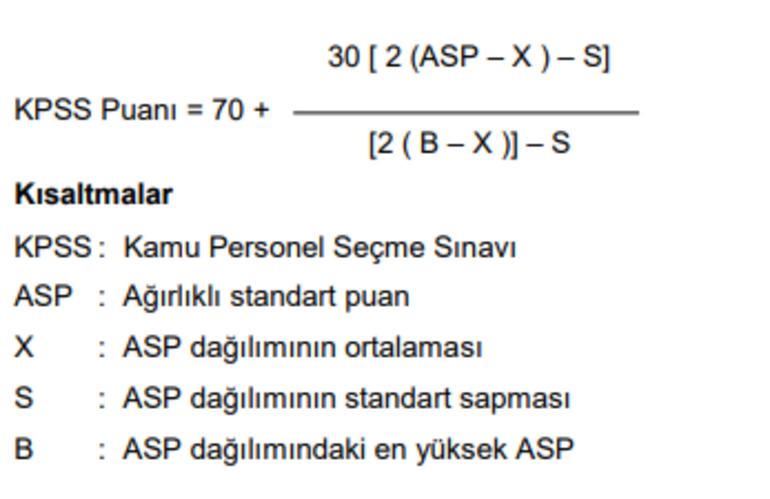 KPSS Ön Lisans Sınavı Temel Soru Kitapçığı ve Cevap Anahtarı Yayımlandı ÖSYM giriş