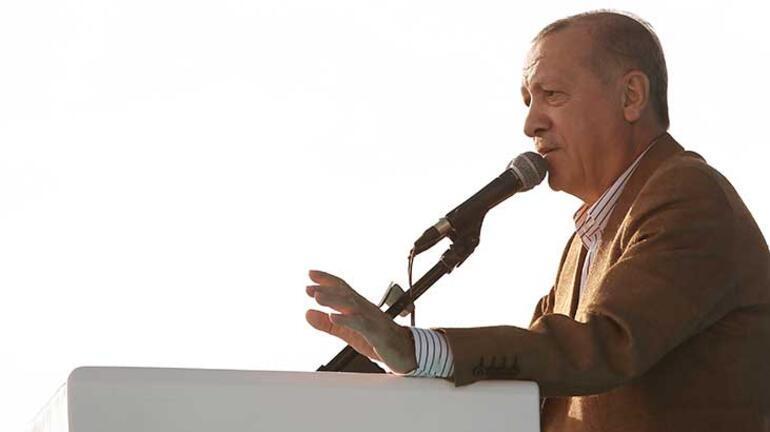 Son dakika... Cumhurbaşkanı Erdoğandan ABDye yaptırım resti