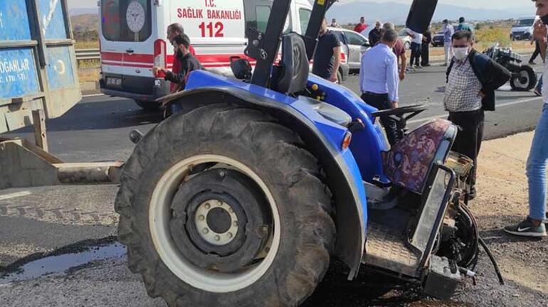 Gaziantepte feci kaza İkiye ayrıldı
