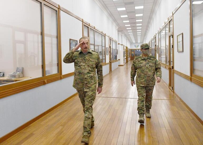Son dakika... Aliyev duyurdu İşgalden kurtarıldı