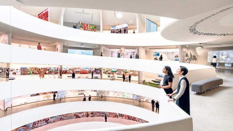 Guggenheim'dan bir ilk