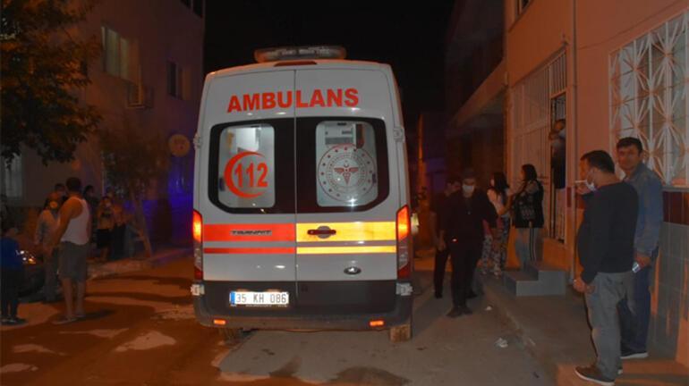İzmirde korkunç olay Elleri ayakları bağlanmış şekilde bulundu