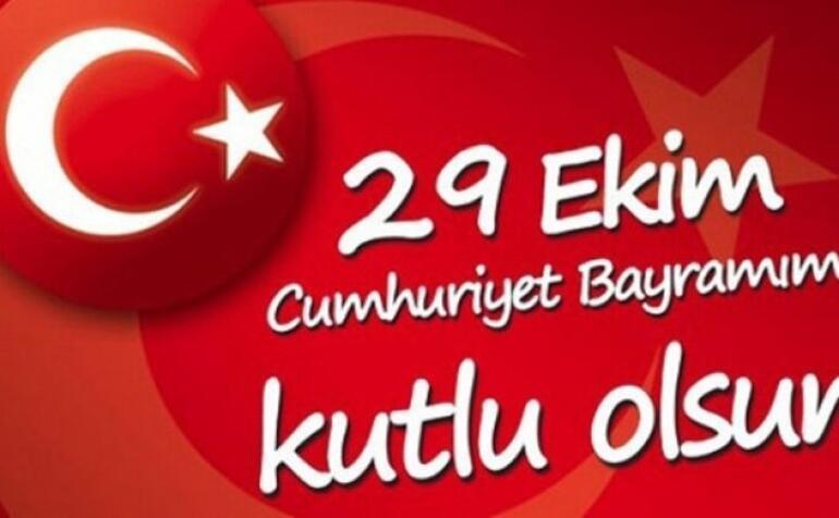 2020 Cumhuriyet Bayramı mesajları ve sözleri... 29 Ekim Cumhuriyet Bayramı kısa-uzun, resimli mesajları...