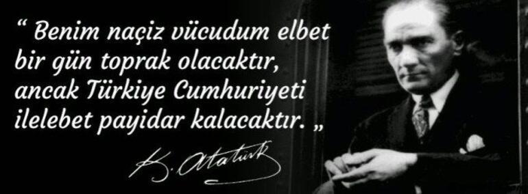 29 Ekim mesajlarını sıraladık 29 Ekim Cumhuriyet Bayramı fotoğrafları, Atatürk anıları...